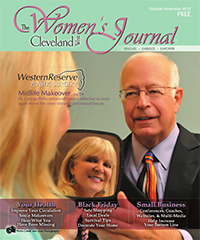 Cleveland's Women's Journal featuring Dr. Picha